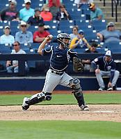 Francisco Mejia - San Diego Padres 2019 spring training (Bill Mitchell)