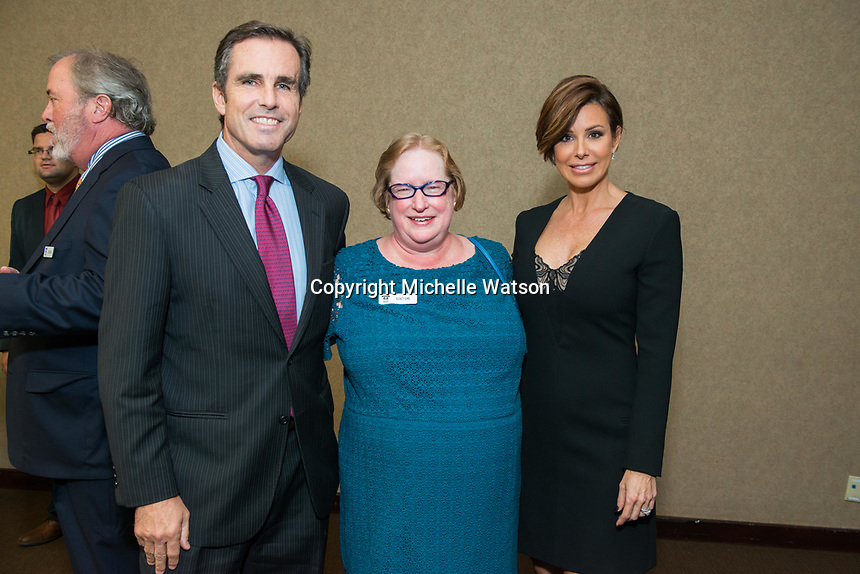 Crime Stoppers 2017 Gala at the Hyatt Regency with special guests Bob Woodruff and Alissa Parker