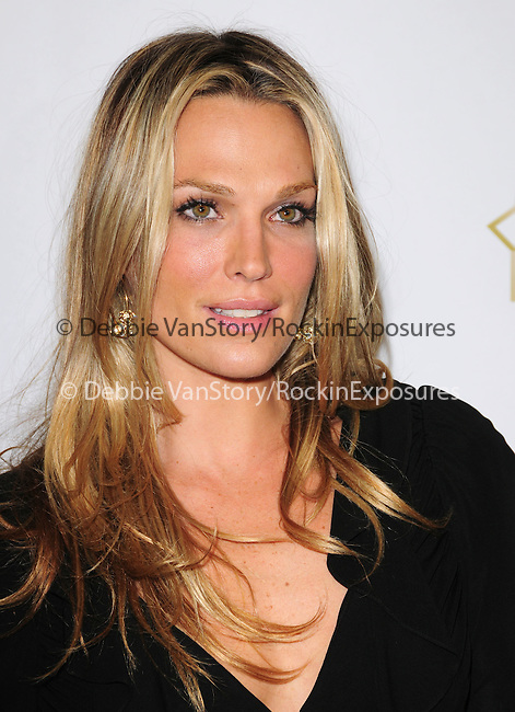 Molly Simms  at The 4th annual USA TODAY Hollywood Hero Award Gala honoring Ashley Judd held at The Montage Beverly Hills in Beverly Hills, California on November 10,2009                                                                   Copyright 2009 DVS / RockinExposures