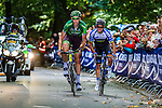 Breakaway, Vattenfall Cyclassics, Waseberg, Hamburg, Germany, 24 August 2014, Photo by Thomas van Bracht