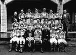 "Dr Eamonn O""Sullivan pictured with the Kerry team from the 1950's..Picture by Donal MacMonagle.macmonagle archive photo"