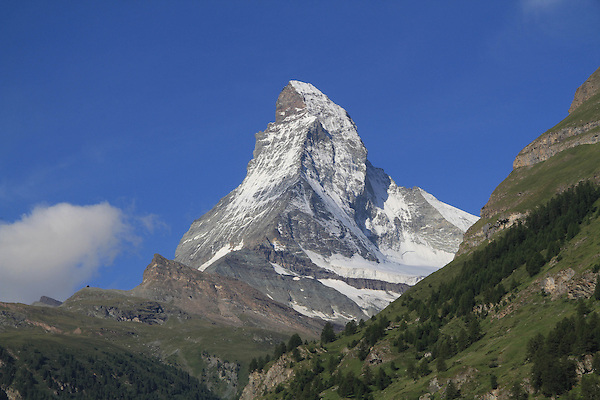 Matterhorn, Zermatt, Switzerland, Europe 2011