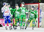 Stockholm 2015-03-14 Bandy Bronsmatch Hammarby IF - Villa Lidk&ouml;ping BK :  <br /> Hammarbys Adam Gilljam firar sitt 6-5 m&aring;l under matchen mellan Hammarby IF och Villa Lidk&ouml;ping BK <br /> (Foto: Kenta J&ouml;nsson) Nyckelord:  Tele2 Arena SM Brons Bronsmatch Tredjepris herr herrar Hammarby HIF Bajen Villa Lidk&ouml;ping VLBK jubel gl&auml;dje lycka glad happy