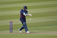Keaton Jennings of Lancashire CCC pulls a short delivery to the mid wicket boundary during Middlesex vs Lancashire, Royal London One-Day Cup Cricket at Lord's Cricket Ground on 10th May 2019