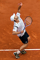 29-05-10, Tennis, France, Paris, Roland Garros, Andy Roddick