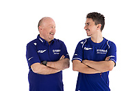 Silvano Galbusera, Jorge Lorenzo <br /> 05/02/2020 Moto Gp 2020 <br /> Presentazione Yamaha Monster Energy 2020 YZR-M1 <br /> Photo Yamaha Motor Racing Srl / Insidefoto <br /> EDITORIAL USE ONLY
