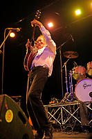 LONDON, ENGLAND - OCTOBER 8: John Otway performing at 229 on October 8, 2018 in London, England.<br /> CAP/MAR<br /> ©MAR/Capital Pictures