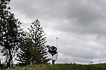 Ryan Chisnall during the Autex Muriwai Open, Muriwai Golf Club, Auckland, Sunday 1 May 2016. Photo: Simon Watts/www.bwmedia.co.nz