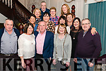 Patrick Cronin from Killarney celebrated his 50th birthday surrounded by friends and family in the Avenue Hotel, Killarney last Saturday night. Pictured with  brothers and sisters.