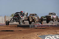 Apr 17, 2011; Surprise, AZ USA; LOORRS driver Steven Greinke (23) during round 4 at Speedworld Off Road Park. Mandatory Credit: Mark J. Rebilas-