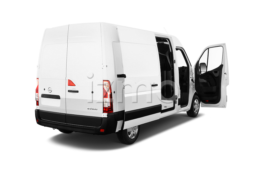 Car images of 2016 Nissan NV400 Acenta 4 Door Cargo Van Doors