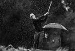 Brad Shilton during the Barfoot and Thompson Charles Tour, Akarana Open, Akarana Golf Club, Auckland, Sunday 17  April 2016. Photo: Simon Watts/www.bwmedia.co.nz