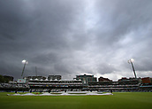 7th September 2017, Lords Cricket Ground, London, England; International Test Match Series, Third Test, Day 1; England versus West Indies; The covers come on as rain stops play