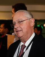 SAO PAULO, SP, 02 AGOSTO 2012 - ELEICOES 2012 - DEBATE BAND - PREFEITURA DE SP - Presidente da ALSP, Barros Munhoz durante debate da Tv Bandeirantes de Sao Paulo, nesta quinta-feira, na regiao sul da capital paulista. (FOTO: VANESSA CARVALHO / BRAZIL PHOTO PRESS).