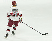 Wiley Sherman (Harvard - 25) - The Harvard University Crimson defeated the Air Force Academy Falcons 3-2 in the NCAA East Regional final on Saturday, March 25, 2017, at the Dunkin' Donuts Center in Providence, Rhode Island.