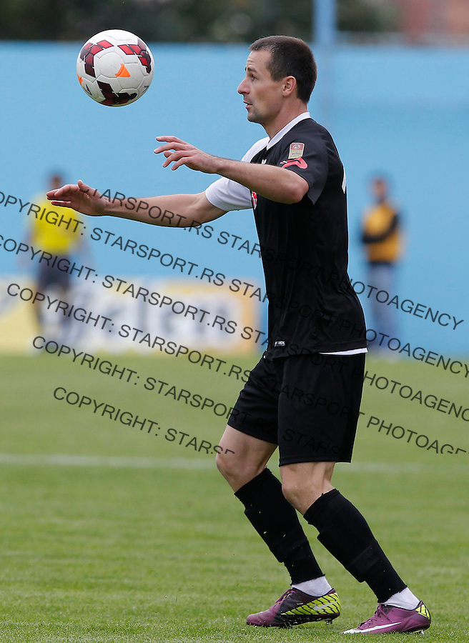 Fudbal Super liga season 2013-2014<br /> Vozdovac v Crvena Zvezda<br /> Vladimir Jasic<br /> Beograd, 22.09.2013.<br /> foto: Srdjan Stevanovic/Starsportphoto &copy;