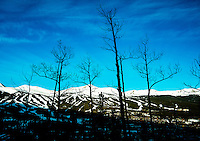 Sunrise over Breckenridge, Colorado, Thursday, March 22, 2012...Photo by Matt Nager