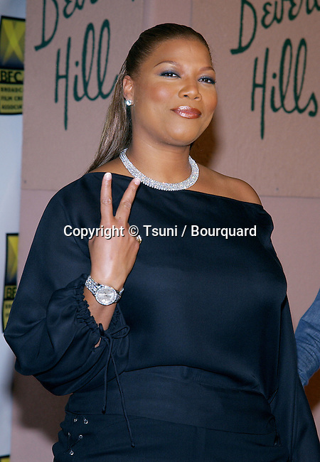 Queen Latifah arriving at the 8th Annual Critics' Choice Awards at the Beverly Hills Hotel in Los Angeles. January 17, 2003.            -            QueenLatifah78.jpg