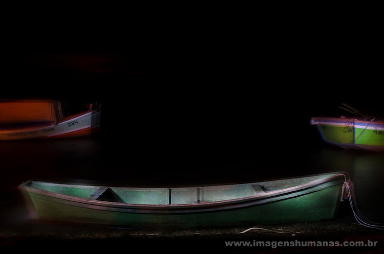 Colônia de pescadores z24 - Lagoa Mirim. Comunidade de Santa Isabel, no município de Arroio Grande no Rio Grande do Sul.