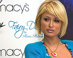 031409tvinterviewportrait.Paris Hilton during a private interview session for local media..BND/TIM VIZER