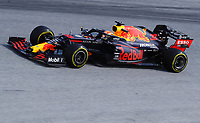 10th July 2020; Styria, Austria; FIA Formula One World Championship 2020, Grand Prix of Styria free practice sessions;  33 Max Verstappen NLD, Aston Martin Red Bull Racing fastest in free practise