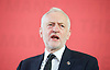 Jeremy Corbyn, Leader of the Labour Party speech on defending democracy and the importance of standing together in solidarity with the city of Manchester.<br /> 26th May 2017 Westminster, London. Great Britain <br /> <br /> <br /> Jeremy Corbyn <br /> <br /> <br /> Photograph by Elliott Franks <br /> Image licensed to Elliott Franks Photography Services