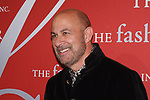Designer John Varvatos arrives at The Fashion Group International's Night of Stars 2017 gala at Cipriani Wall Street on October 26, 2017.
