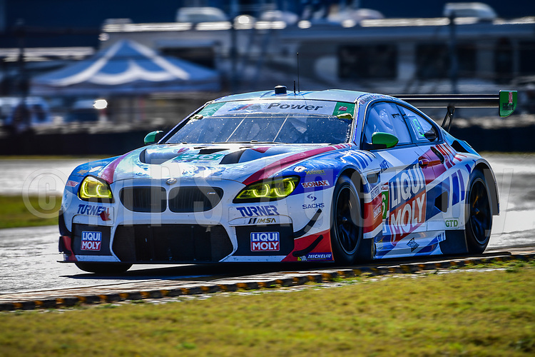 #96 TURNER MOTORSPORT (USA) BMW M6 GT3 GTD BILL AUBERLEN (USA) ROBBY FOLEY (USA) DILLON MACHAVERN (USA) JENS KLINGMANN (DEU)
