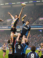 02/01/10 Edinburgh Rugby v Glasgow Warriors
