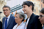 Corruzione, gabbia al Pantheon per una legge a favore dei whistleblower