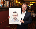 Rob Ashford during his portrait unveiling for the Sardi's Wall of Fame on October 10, 2018 at Sardi's Restaurant in New York City.