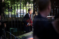 Philip Hammond MP (Chancellor of the Exchequer).<br />