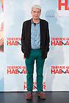 Actor Oscar Ladoire poses during `Tenemos que hablar´ film presentation in Madrid, Spain. February 24, 2016. (ALTERPHOTOS/Victor Blanco)