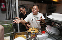 Hennessy V.S.O.P Privileg presents Chinese New Year dinner hosted bye Eddie Huang at No.7 restaurant in Brooklyn NY on Jan. 9, 2015.