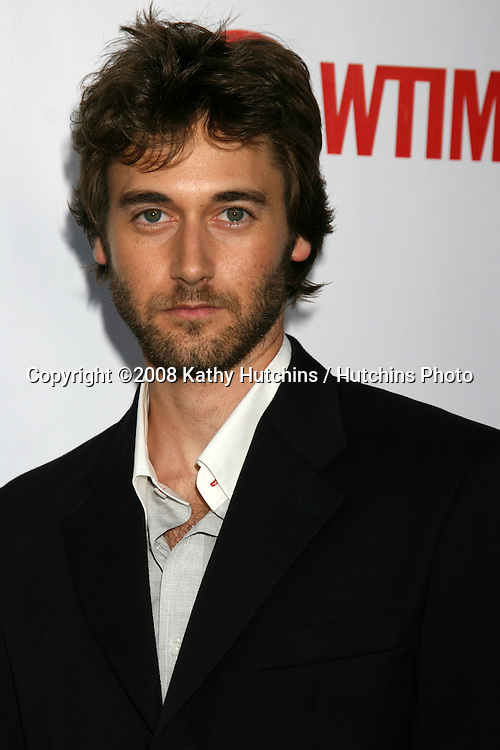 Ryan Eggold   arriving at the CBS TCA Summer 08 Party at Boulevard 3 in Los Angeles, CA on.July 18, 2008.©2008 Kathy Hutchins / Hutchins Photo .