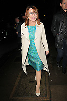 LONDON, ENGLAND - NOVEMBER 26: Kay Burley at the Biltmore Hotel launch party, The Biltmore, Grosvenor Square on Tuesday 26 November 2019 in London, England, UK. <br /> CAP/CAN<br /> ©CAN/Capital Pictures