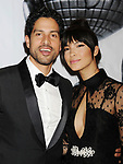 PASADENA, CA - FEBRUARY 11: Actor Adam Rodriguez (L) and Grace Gail arrive at the 48th NAACP Image Awards at Pasadena Civic Auditorium on February 11, 2017 in Pasadena, California.