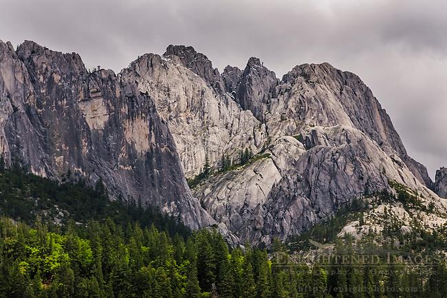 Castle Crags, Shasta County, California
