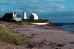 Lighthouse at Panmure Provincial Park, Prince Edward Island, Canada