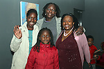 Josephine, Aileen, Wendy and Wanjiru at the Reception for the Kenyan Ambassador to Ireland in the Droichead Ards Centre...(Photo credit should read Jenny Matthews www.newsfile.ie)....This Picture has been sent you under the condtions enclosed by:.Newsfile Ltd..The Studio,.Millmount Abbey,.Drogheda,.Co Meath..Ireland..Tel: +353(0)41-9871240.Fax: +353(0)41-9871260.GSM: +353(0)86-2500958.email: pictures@newsfile.ie.www.newsfile.ie.