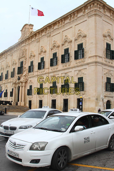 Auberge de Castille in Valletta, Malta - on Thursday and Friday January 29th and 30th 2015<br /> CAP/ROS<br /> &copy;Steve Ross/Capital Pictures