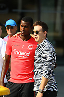 Evan N'Dicka (Eintracht Frankfurt) - 05.09.2018: Eintracht Frankfurt Training, Commerzbank Arena, DISCLAIMER: DFL regulations prohibit any use of photographs as image sequences and/or quasi-video.