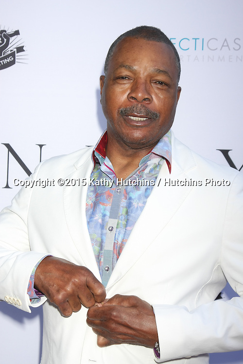 """LOS ANGELES - JUN 24:  Carl Weathers at the """"Unity"""" Documentary World Premeire at the Director's Guild of America on June 24, 2015 in Los Angeles, CA"""