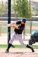 Cole Armstrong, Chicago White Sox 2010 minor league spring training..Photo by:  Bill Mitchell/Four Seam Images.
