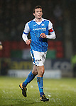 Joe Shaughnessey, St Johnstone