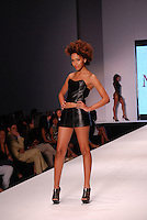 MaddSexy Lingerie-USA Model, Staci Lyon, at Miami Beach International Fashion Week, Miami, FL - 2011