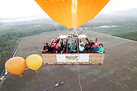 20161011 11 October Hot Air Balloon Cairns