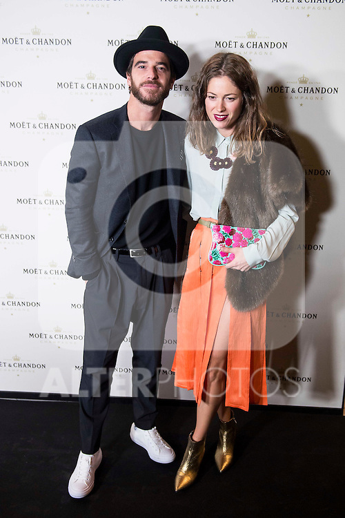 "Alfonso Bassave attends to the photocall of the party ""OpenTheNow of Moët & Chandon in Madrid, December 02, 2015<br /> (ALTERPHOTOS/BorjaB.Hojas)"