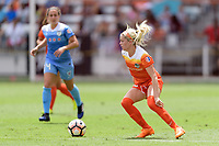 Houston, TX - The Houston Dash defeated the Chicago Red Stars 2-0 on Saturday April 15, 2017: Denise O'Sullivan during a regular season National Women's Soccer League (NWSL) match at BBVA Compass Stadium.