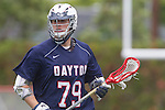 Orange, CA 05/16/15 - Adam  Wissman (Dayton #79) in action during the 2015 MCLA Division II Championship game between Dayton and Concordia, at Chapman University in Orange, California.